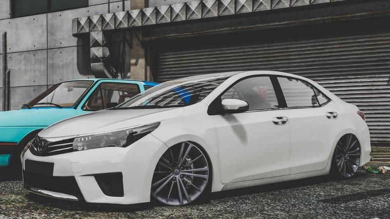 Gta 5 2015 Toyota Corolla Mod Gtainside Com
