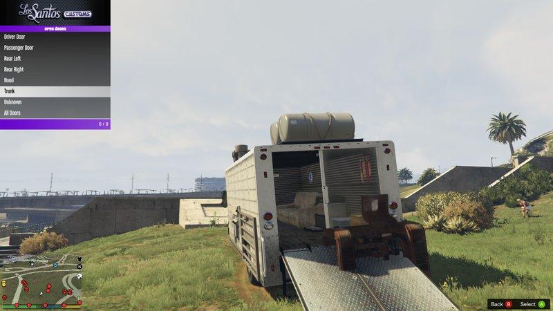 GTA 5 Zombie Trucks Pack [Menyoo] Mod - GTAinside com