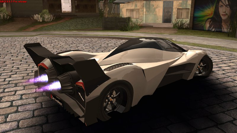 Devel Sixteen Devil 16 >> GTA San Andreas Devel Sixteen Mod - GTAinside.com