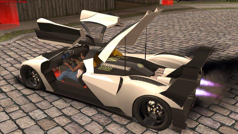 Fix My Car >> GTA San Andreas Devel Sixteen Mod - GTAinside.com