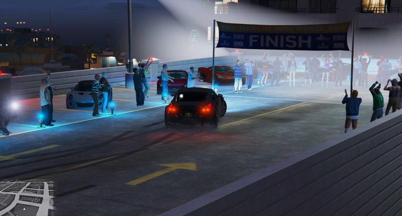 Gta Tokyo Drift Garage Otopark Map Mod Mod Gtainside Com