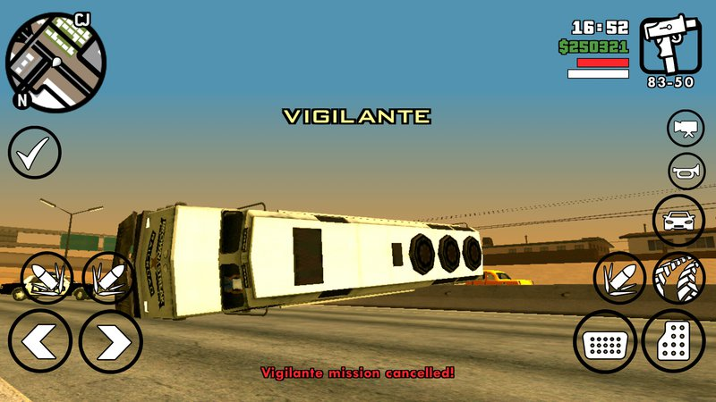 GTA San Andreas Trains On The Road Mod For Android Mod - GTAinside com