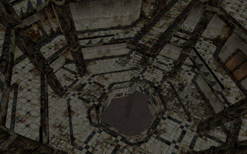 GTA San Andreas ClMapTerrorV2 Silent Hill (Mall OtherWorld