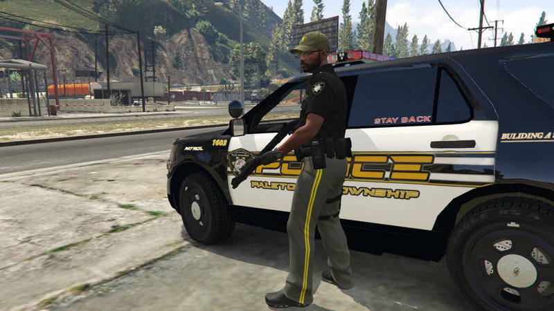 GTA 5 2016 Ford Explorer V2 Mod - GTAinside com