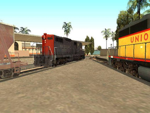 Unity Station Line 3 Trains Mods 2016