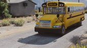 Caisson Elementary C School Bus [Add-On / Replace | Wipers]