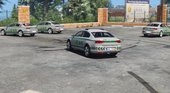Portuguese National Republican Guard - VW Passat [Replaced - Sheriff] v1.0