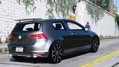 Volkswagen Golf GTI Mk7 Stock [Add-On / Replace | Tuning | Wipers]