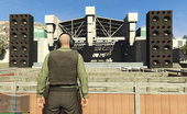 DJ Concert Worlds BIG Speakers GTA music Concert