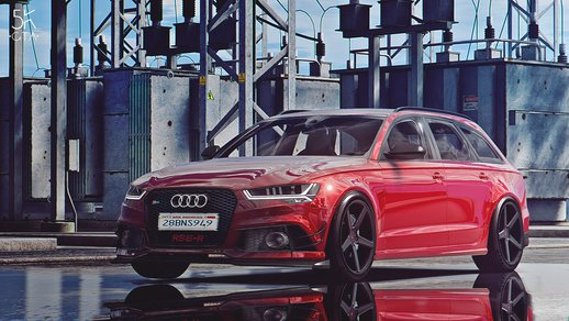 2015 Audi RS6 [ABT Tuning|Add-on] 1.1
