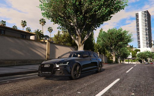 2015 Audi RS6 C7 [Add-On | Tuning | HQ]