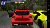 Renault  Clio Four Air For Mobile