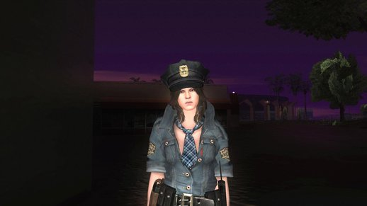 Resident Evil 6 Helena COP Outfit