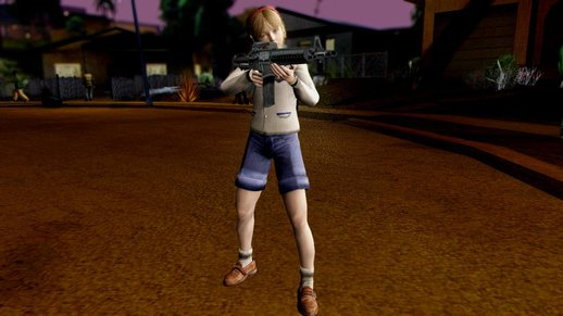 Resident Evil Operation Raccon City Sherry Birkin (YoungKid)