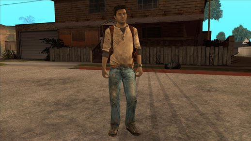 Uncharted Golden Abyss Nathan Drake