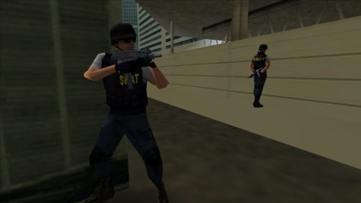 Vice City Stories SWAT over VC SWAT