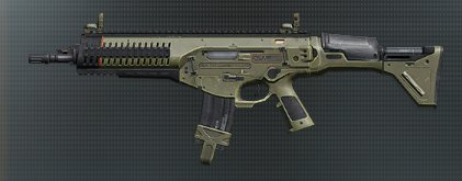 CoD Ghosts ARX-160 Sounds