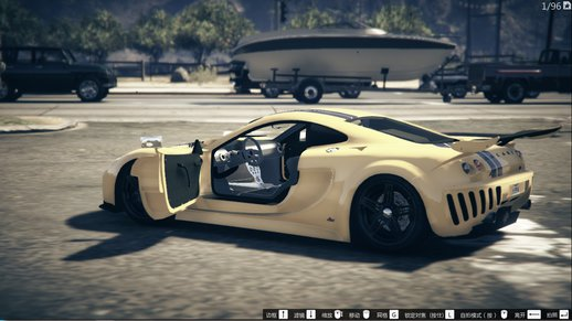 Ascari A10 [Add-On]