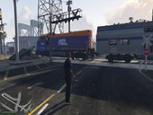 GTA V New Locomotive Train