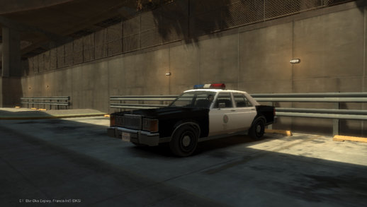Willard Marbella Police [ELS] [DROT] [UV Mapped]