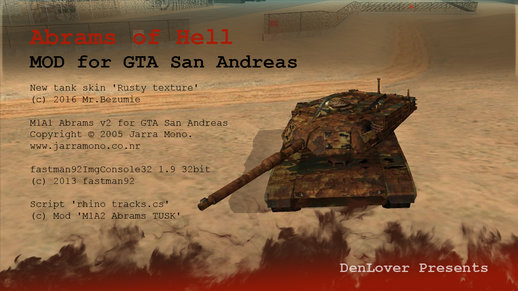 Abrams of Hell