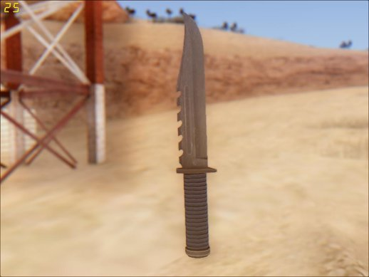 GTA V Knife