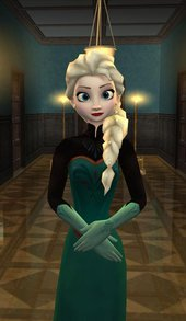 Elsa Coronation Accurate