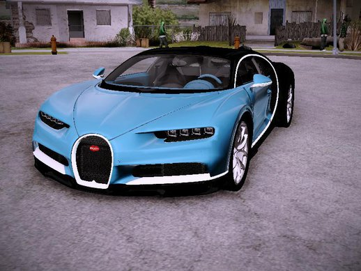 2017 Bugatti Chiron [Working IVF] (Fixed)