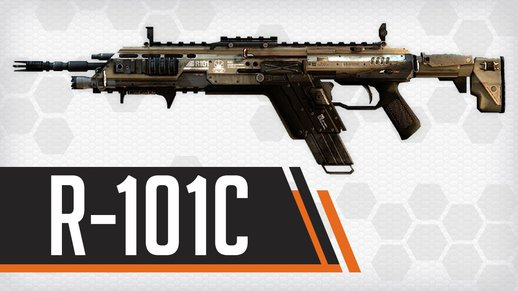 Titanfall R-101C Sounds