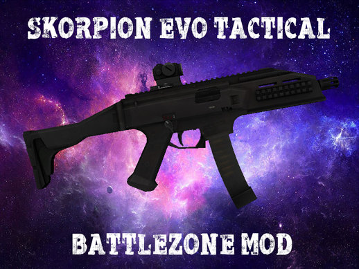 Skorpion EVO Tactical