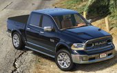 2016 Dodge Ram Limited [Add-On / Replace | Tuning]