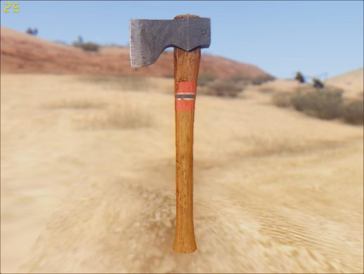 GTA V Hatchet