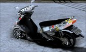 Honda Vario Stickerz Version Cewek Styles
