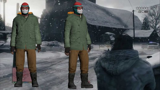 Trevor Prologue Skins (PC Quality + Normal Map Versions)