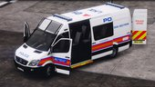Metropolitan Police Mercedes Sprinter (Dog Section)