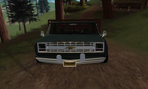 Chevrolet C10 (Simple Version)