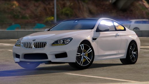 2013 BMW M6 F13 Coupe [Add-On / Replace]