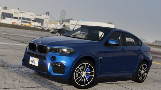 BMW X6M [Add-on/Replace l tuning l livery]