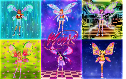 Believix Transformation from Winx Club Rockstars