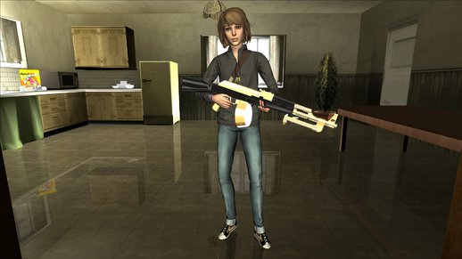 Max Caulfield Full Pack (Retextured + Normal Maps)