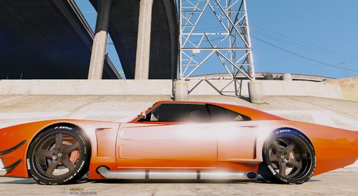 Dodge Charger (Hemi) Mopar Racing Edition [Add-On]