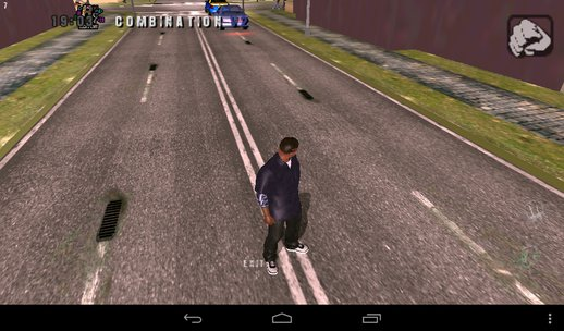 HD Road V2 Retextured For Mobile