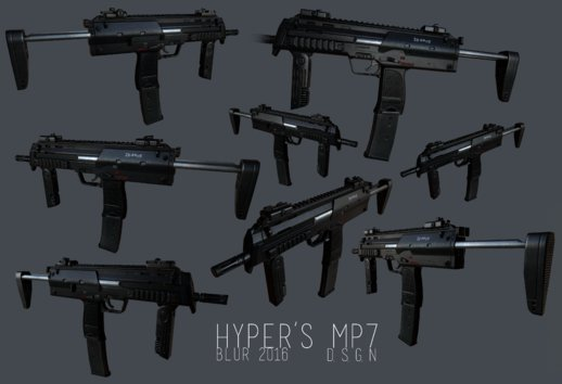 MP7 MG Sounds