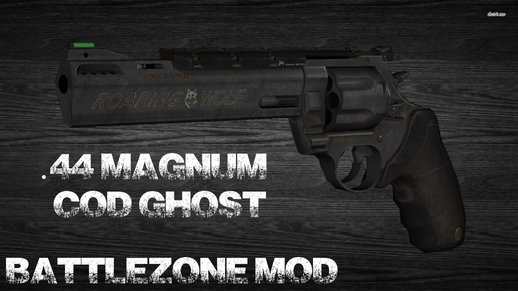 .44 Magnum Colt from CoD Ghost