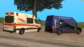 2012 Mercedes Sprinter SA EMS Alliance