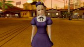 Dead Or Alive 5 Marie Rose KOF DLC Hinako Outfit