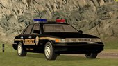 1996 Ford Crown Victoria FCSO