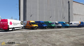 Shippers and Logistics in Portugal - Mercedes-Benz Sprinter [Replace/Paintjob] v2.0