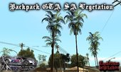 Backpack GTA SA Vegetation - v1.00