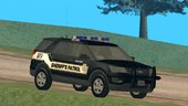 2016 Ford Explorer Red County Sheriff's Office